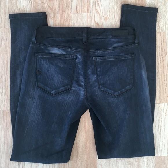 2ff50b622ff Jacob Davis Denim - Jacob Davis Uma Skinny Dark Stretch Jeans